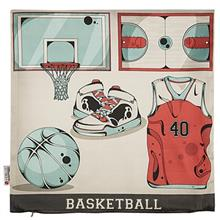 Yenilux Basketball Cushion Cover