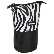 Panter Slide Zebra Design Pencil Case