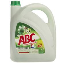 ABC Apple Dishwashing Liquid 4 Liter
