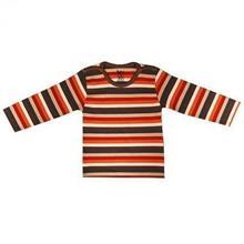 تی شرت پسرانه آستین بلند پاریز (Pariz) طرح رنگی رنگی
