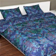 Ramesh 1532 2 Persons 4 Pieces Sleep Set