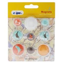 Clips 100782 Magnet - Pack of 9