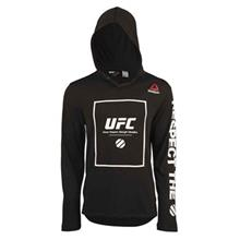 هودي مردانه ريباک مدل UFC Fan
