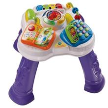 Vtech Play and Learn Activity Table 80-148003 Educational Game