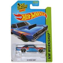 Mattel Hot Wheels Dodge Dart 68 BFG42