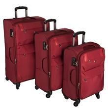 مجموعه 3 عددی چمدان ونگر نوبلر مدل W-826