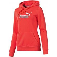 Puma Essentials Large Logo Hoodie For Women