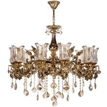 Cheshmeh Noor Ten Branches S3523 Chandelier